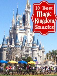 10 Best Magic Kingdom Snacks