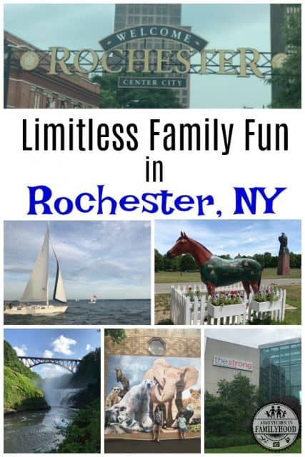 Limitless Family Fun in Rochester, NY