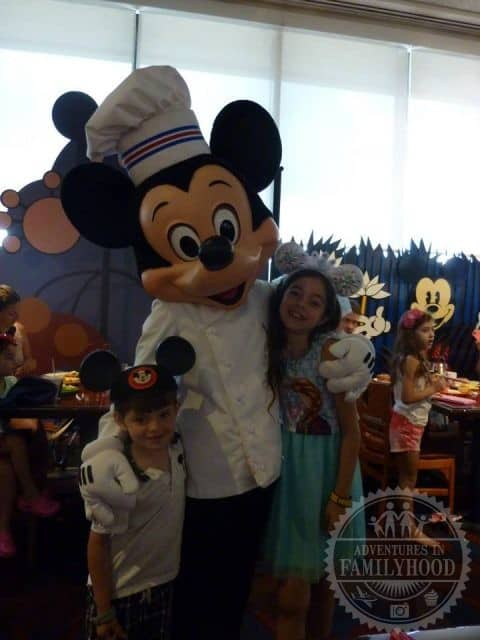 Best Character Meals at Walt Disney World