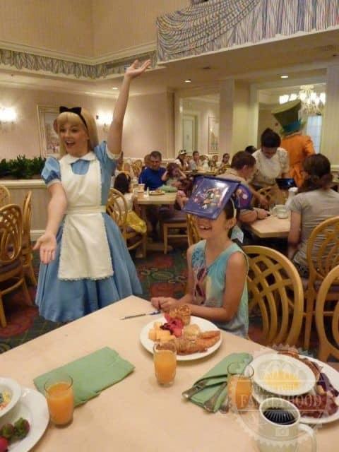 Best Character Meals at Walt Disney World