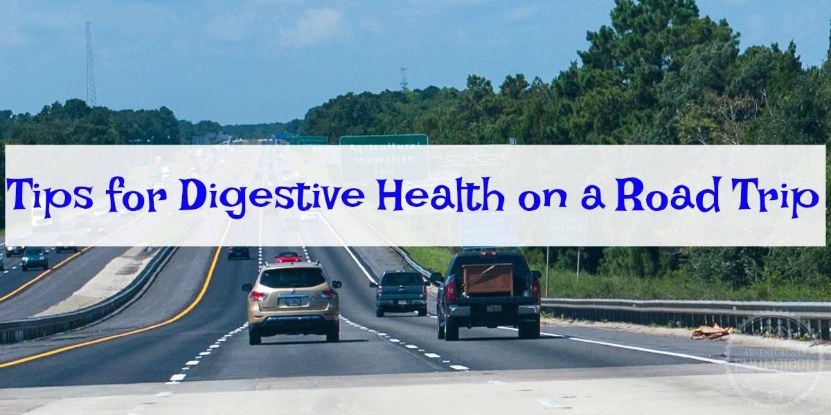 Digestive Health on a Road Trip
