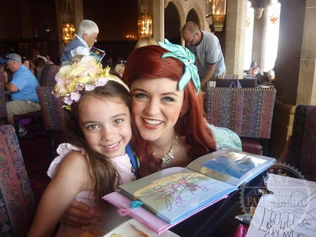 The Best Character Meals at Walt Disney World