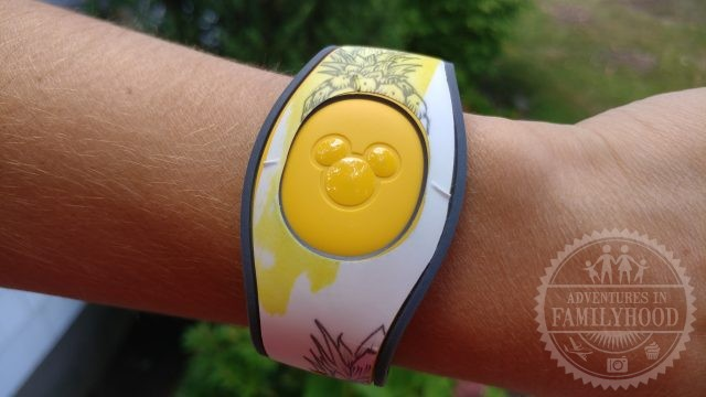 Decorate Your Disney Magic Band With Mighty Skins