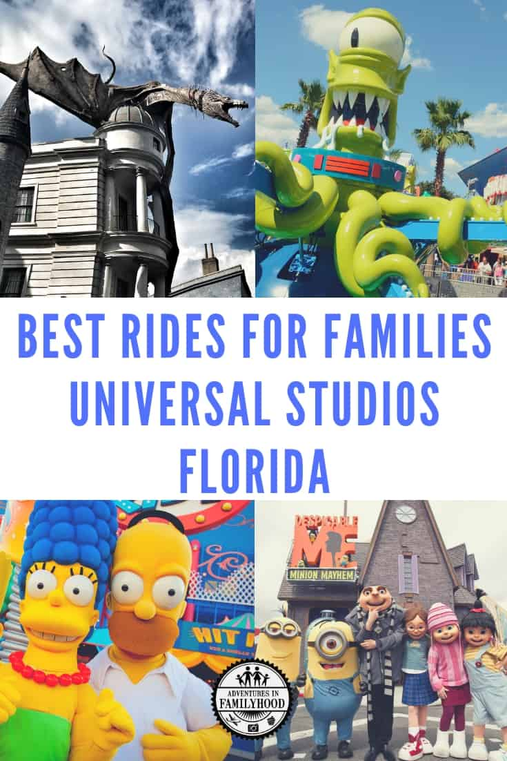 Best Ride For Families Universal Studios Florida