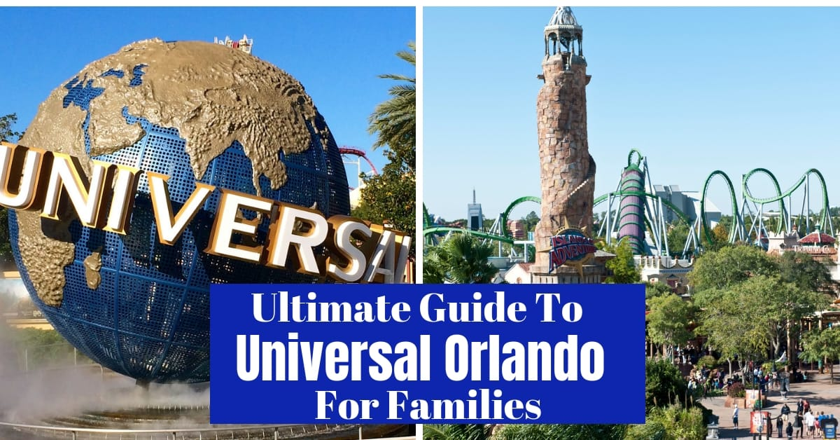 Guide to Universal Orlando For Families