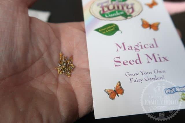 My Fairy Garden Magical Seed Mix