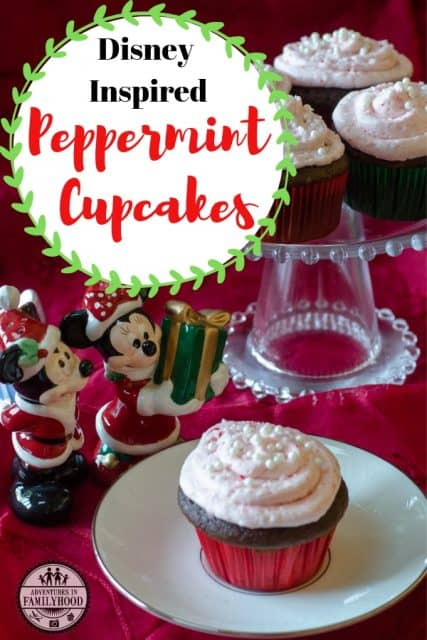 Peppermint Cupcakes Recipe