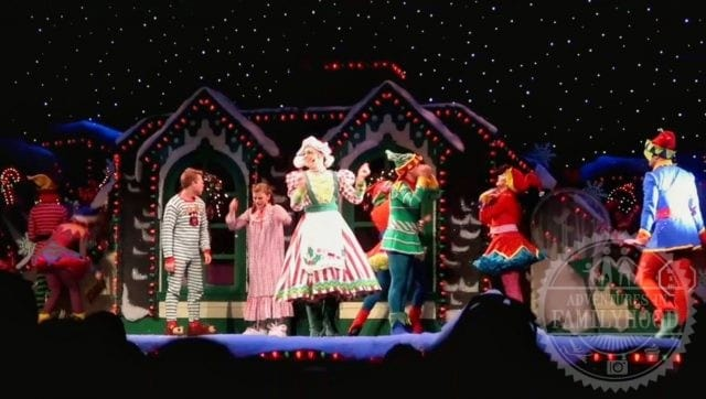 up on the rooftop show hersheypark christmas