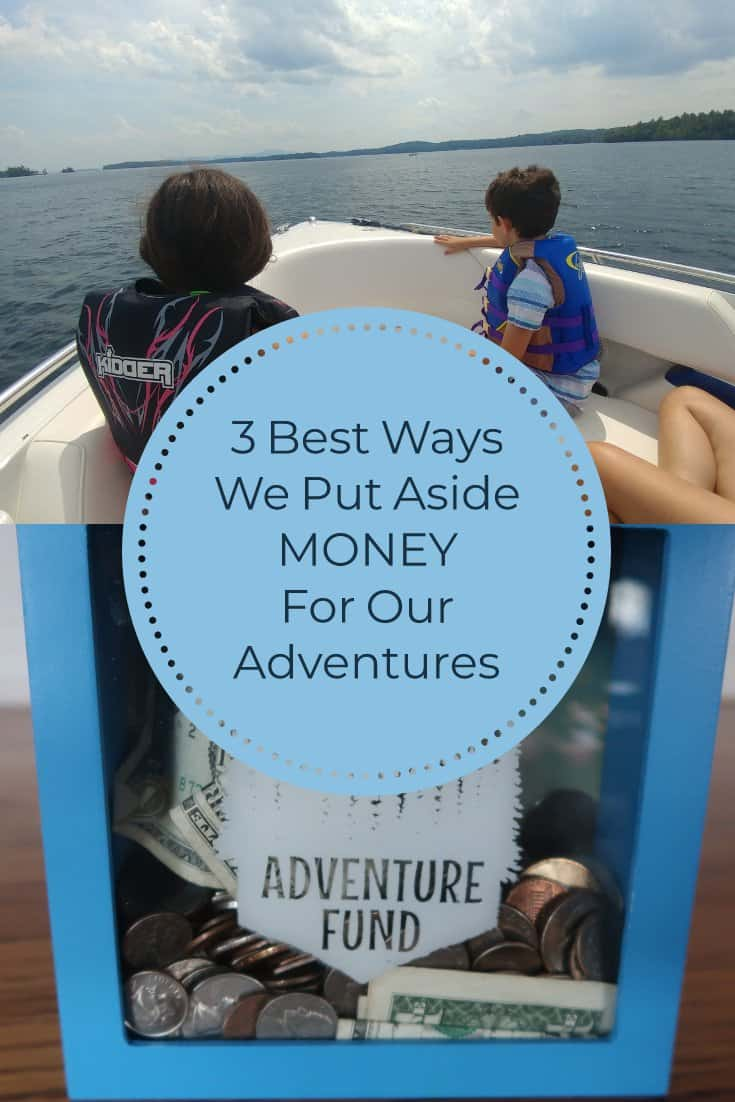 3 best ways to put aside money for travel