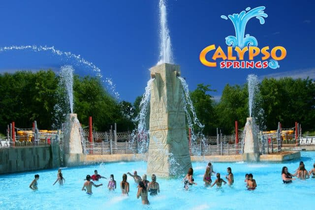 Hurricane Harbor Calypso Springs