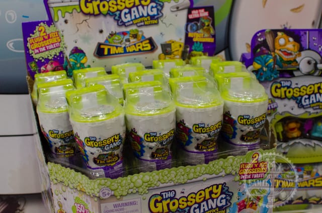 Grossery Gang toys at Toy Fair NY