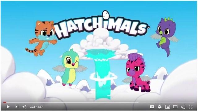 Hatchimals Webisodes
