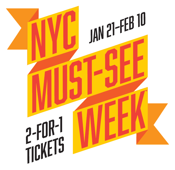NYC Must-See Week 2019