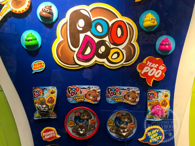 Poo Doo toys at Toy Fair NY 2018
