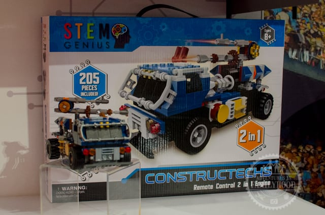 STEM Genius Constructechs Toy Fair NY