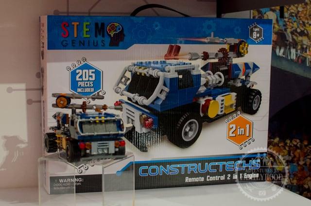 STEM Genius Constructechs Toy Fair NY