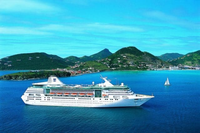 caribbean cruise on royal caribbean