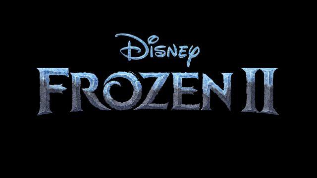 Disney's Frozen 2 logo