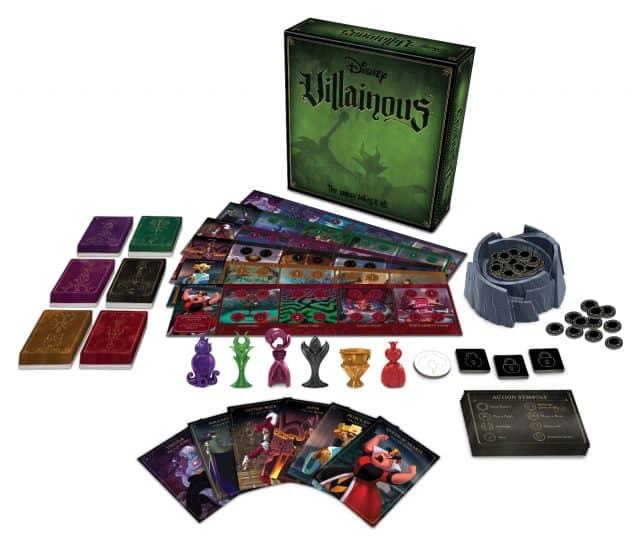 Disney Villainous Game by Wonder Forge