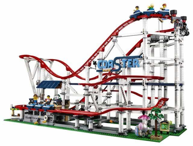 LEGO Creator Expert Roller Coaster