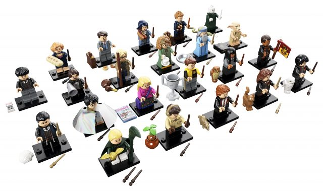 LEGO Harry Potter and Fantastic Beasts Minifigure Series
