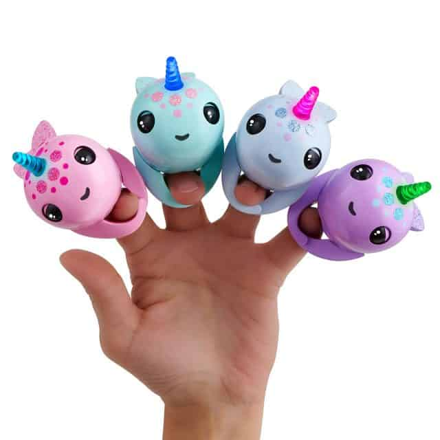 Fingerlings Narwals