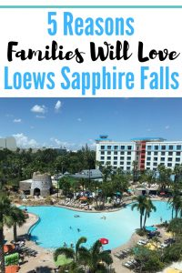 Loews Sapphire Falls for Families