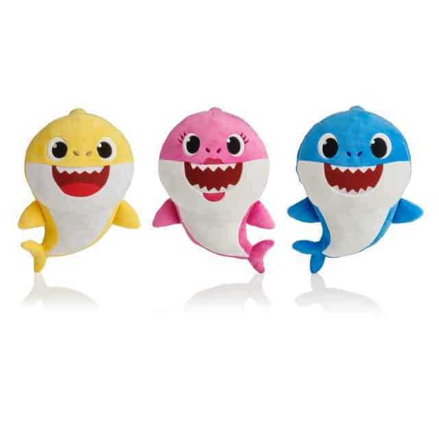Pinkfong Baby Shark Family Song Dolls