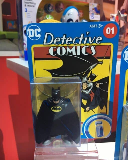 batman imaginext 80th anniversary toy fair