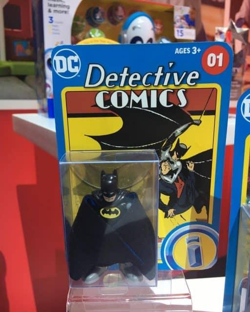 batman imaginext 80th anniversary toy fair