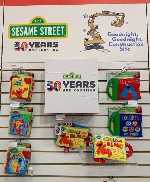 sesame street toy fair 2019 anniversary