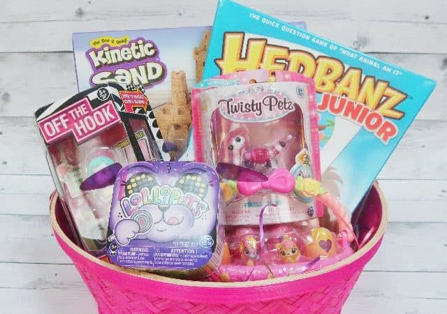 Easter basket toys from Spin Master