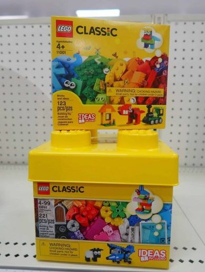 LEGO Classic Easter Basket