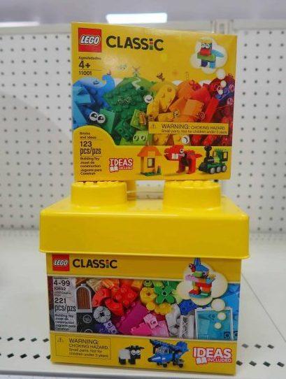 LEGO Classic Easter Basket