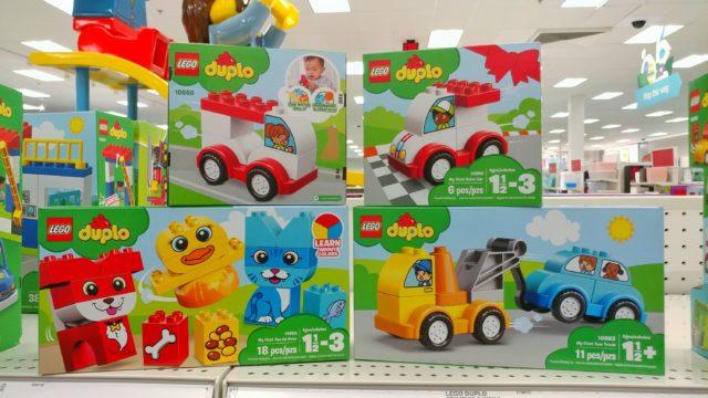 LEGO Duplo sets under 10 dollars
