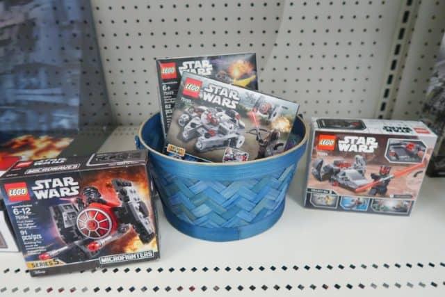LEGO Star Wars Easter Basket