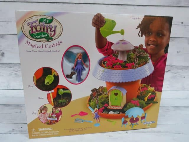My Fairy Garden Magical Cottage set