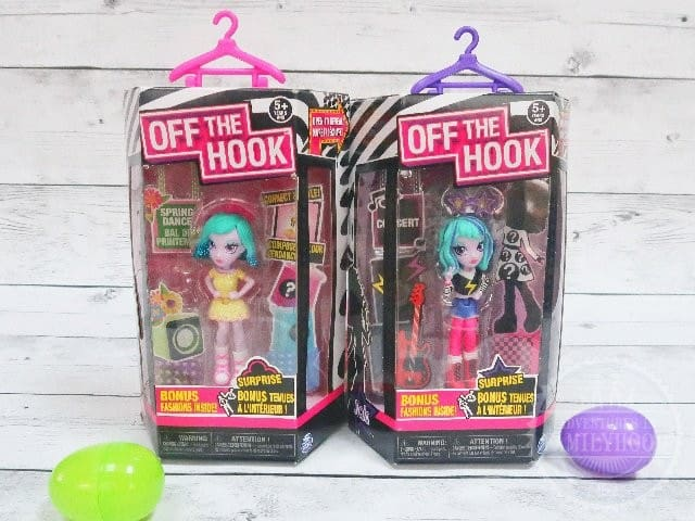 Off the Hook Fashion Dolls