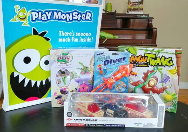 PlayMonster toys and games for Spring 2019