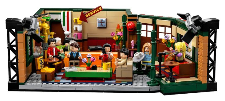 Central Perk 21319 | Ideas | Buy online at the Official LEGO® Shop US