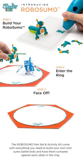 ROBOSUMO Instructions