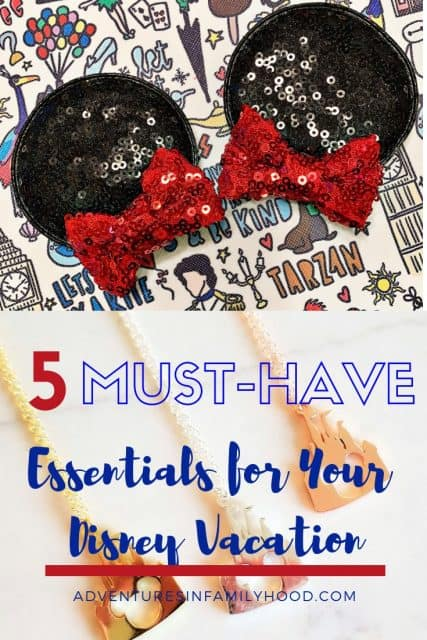 Disney Vacation Must-Haves