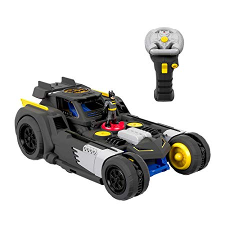 Super Friends Transforming Batmobile R/C