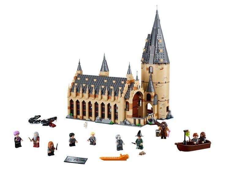 LEGO Hogwarts Set