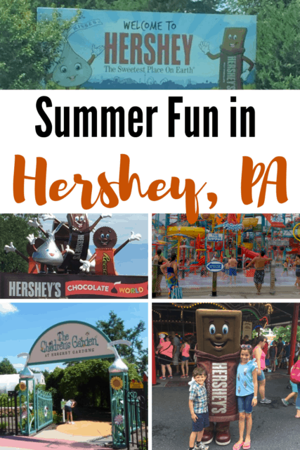 8 Reasons to Visit Hershey PA This Summer
