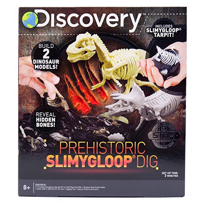 Discovery Prehistoric Slimygloop Dig