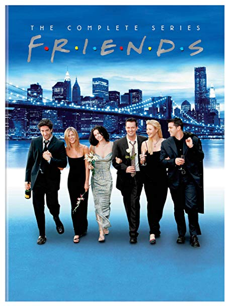 Friends: CSR (25th Ann/RPKG/DVD)