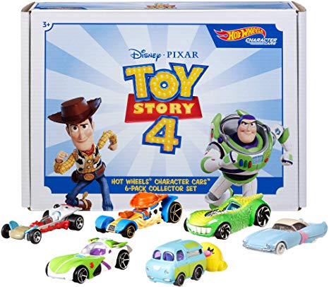 Hot Wheels Toy Story 4 Vehicles