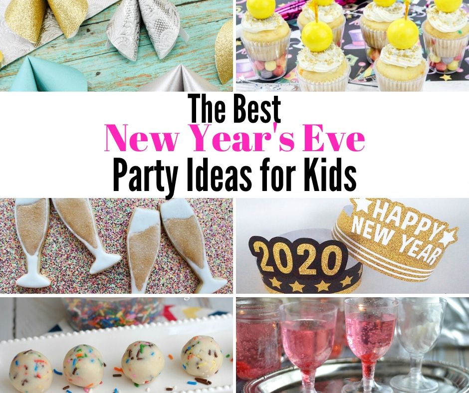 The Best New Year's Eve Party Ideas for Kids | Adventures ...