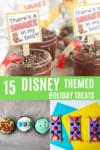 disney themed treats